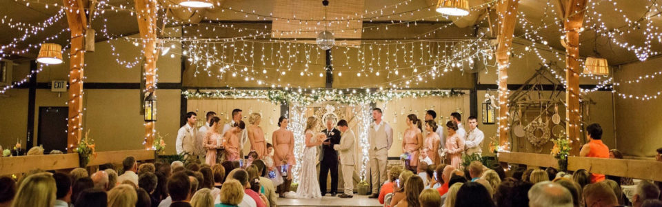rustic and chic wedding barn decorating ideas